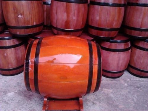Bom rượu gỗ mít