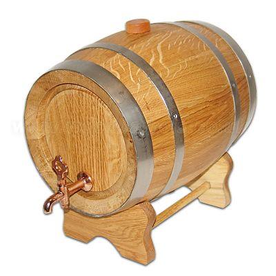 Trống rượu gỗ sồi