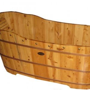 Bồn tắm gỗ tại Thái Nguyên
