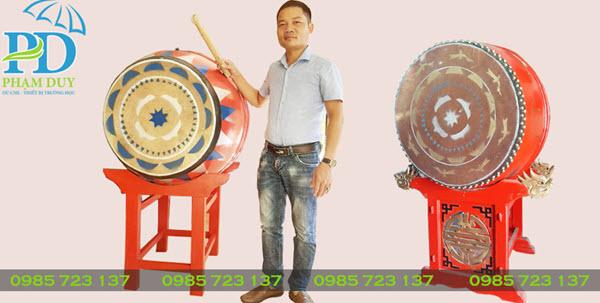 Báo giá trống trường học mới nhất tại Hà Nội, Sóc Sơn, Đông Anh, Bắc Ninh, Vĩnh Phúc, Hà Nam, Thái Nguyên, Phổ Yên