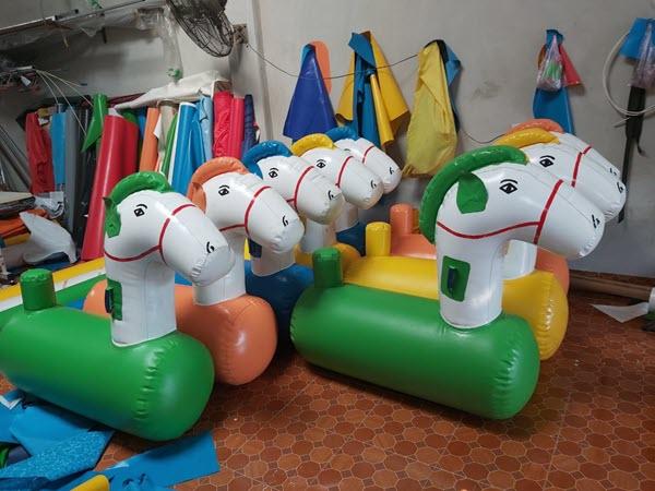 Sản xuất đồ chơi bơm hơi giá rẻ tại Hà Nội, Sóc Sơn, Đông Anh, Bắc Ninh, Vĩnh Phúc, Hà Nam, Thái Nguyên, Phổ Yên
