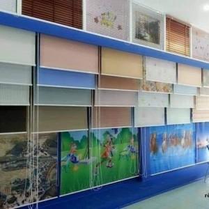 Rèm cuốn in tranh giá rẻ tại Hà Nội