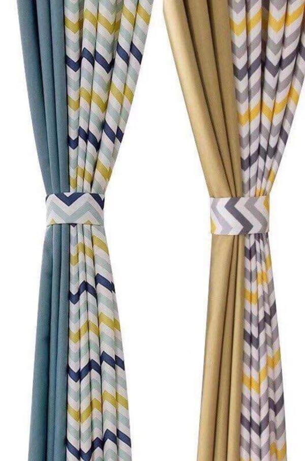 Rèm vải trang trítại Đông Anh, Hà Nội